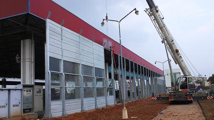 武汉黄梅输油站