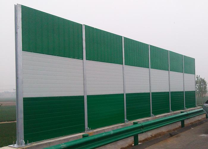 邯大高速公路声屏障案例03